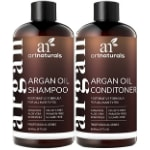 ArtNaturals Organic Moroccan Argan Oil Shampoo and Conditioner Set