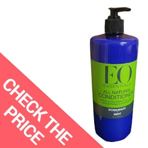 Best Natural Conditioner for Curly Hair – EO Essentials All Natural Conditioner Rosemary + Mint