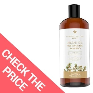 Argan Oil Restorative Shampoo by Essential Oils Lab