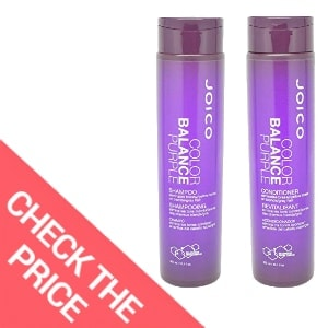 Joico Color Balance Purple Shampoo Plus Conditioner