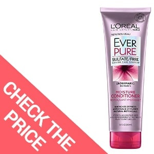 L'Oreal Paris EverPure Sulfate-Free Color Safe System – Best Drugstore Conditioner for Color-Treated Hair