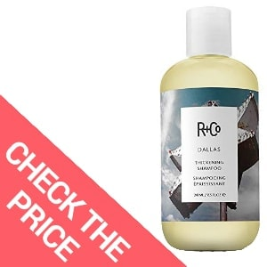 Urbanize your hair care with Dallas Thickening Shampoo by R+Co