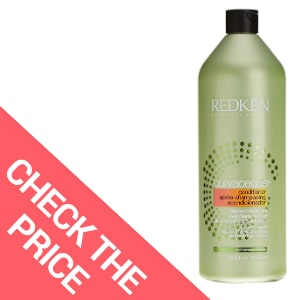 Redken Curvaceous Conditioner Leave in/Rinse Out – Best Leave-In Conditioner for Fine Curly Hair
