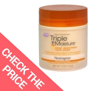 Neutrogena Triple Moisture Deep Recovery Hair Mask – Best Drugstore Hair Mask