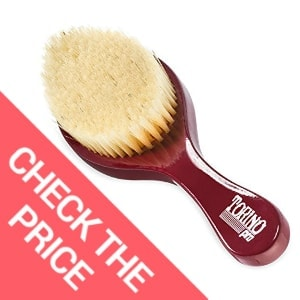 Torino Pro Wave Brush #490 – Torino Wave Brush with Great Pull and Lay for Faster Styling