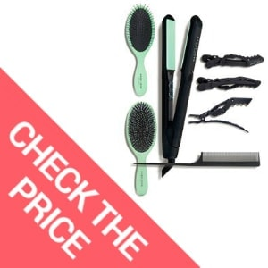 Harry Josh Perfect Sleek Hair Set: Excellent For Any Hair Type