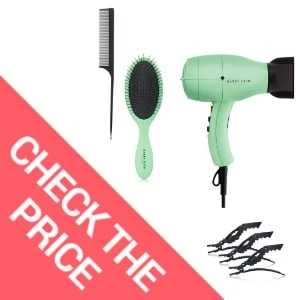 Harry Josh Pro Tools Combo: Hair Dryer, Detangling Brush & Pro Styling Clips