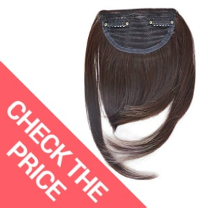 REECHO Fashion One Piece Clip in Hair Bangs/Fringe/Hair Extensions
