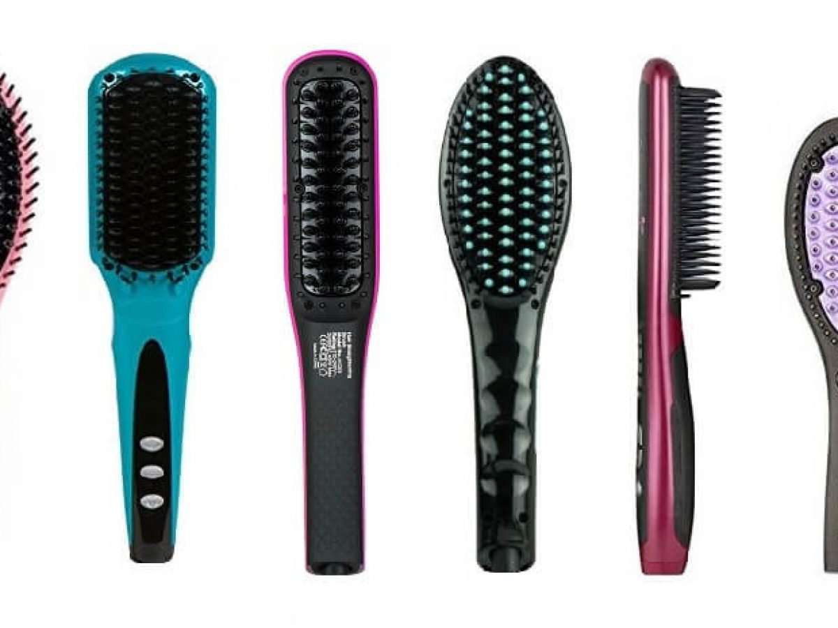 Straightening Brushes For Every Hair