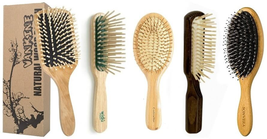 Top 5 Best Natural Wooden Hair Brushes Monicas Blog