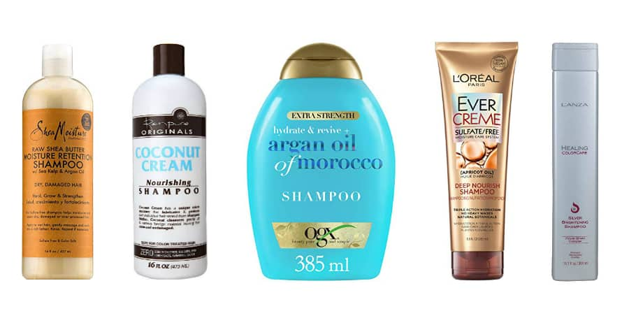 does sulfate free shampoo help hair growth