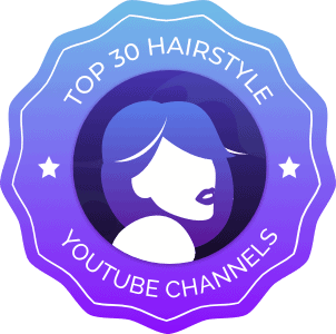 top-30-hairstyle-youtube-channels-badge