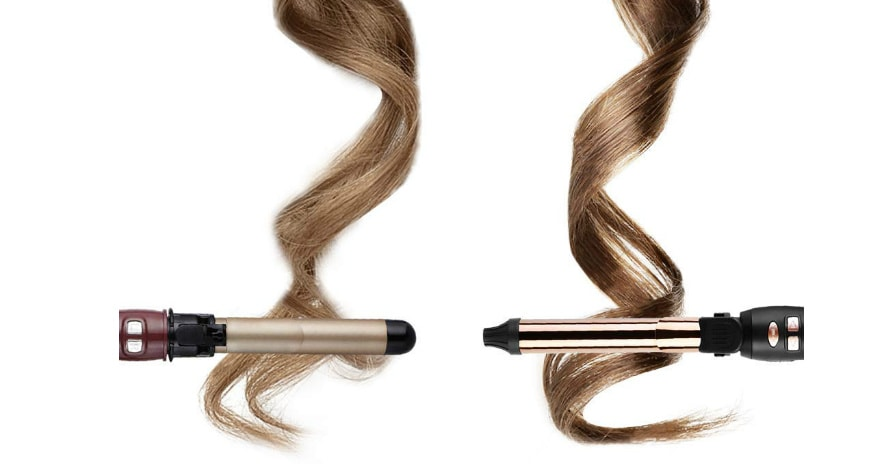 best rotating curling iron image 1