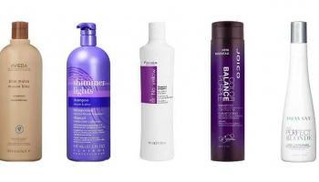 Best Blue Shampoos for Gray Hair: Stylists' Picks