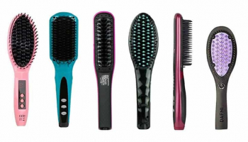10 Best Hair Straightening Brushes Reviewed: Choose Your Perfect Tool