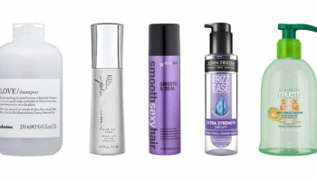 Best Hair Products to Reduce Frizz of Gray Hair and Make It Smooth and Shiny